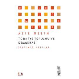 Türkiye Toplumu ve Demokrasi