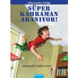 Süper Kahraman Aranıyor!