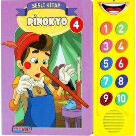 Pinokyo - Sesli Kitap 4