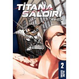 Titana Saldırı - 2