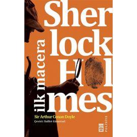 Sherlock Holmes İlk Macera