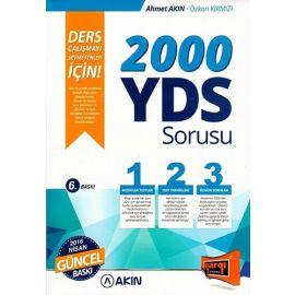 YDS 2000 Sorusu