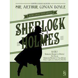 Sherlock Holmes II. Cilt (Ciltli)