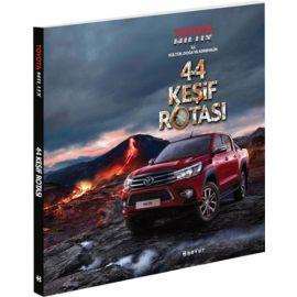 44 Keşif Rotası