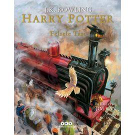 Harry Potter ve Felsefe Taşı 1 - Resimli Özel Baskı (Ciltli)