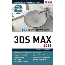 3 DS Max 2016 Eğitim Seti