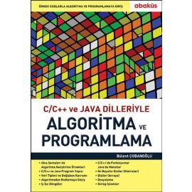 C/C Ve Java Dilleriyle Algoritma ve Programlama