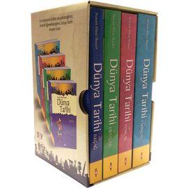 Dünya Tarihi - 4 Kitap Takım