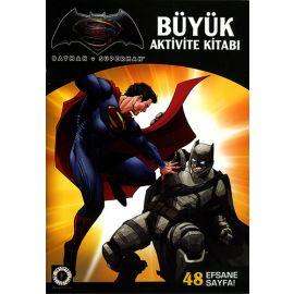 Batman v Superman - Büyük Aktivite Kitabı