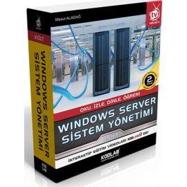 Windows Server Sistem Yönetimi 2 Cilt