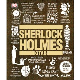 Sherlock Holmes Kitabı (Ciltli)