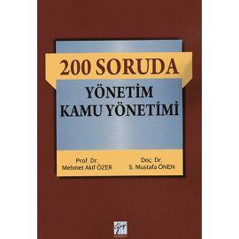 200 Soruda Kamu Yönetimi