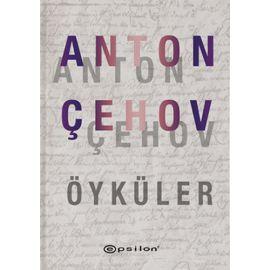 Anton Çehov - Öyküler (Ciltli)