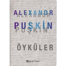 Alexandr Puşkin - Öyküler (Ciltli)