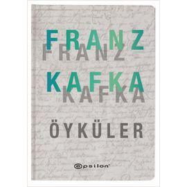Franz Kafka - Öyküler (Ciltli)