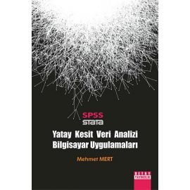 SPSS STATA - Yatay Kesit Veri Analizi Bilgisayar Uygulamaları