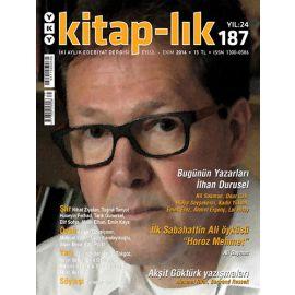 Kitap-lık Dergisi Sayı 187