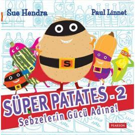 Süper Patates 2 - Sebzelerin Gücü Adına!