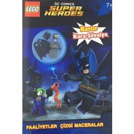Lego DC Comics Super Herdes - Bastır Kara Şövalye