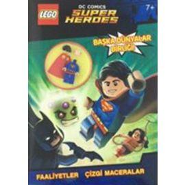 Lego Dc Comics Super Heroes - Başka Dünyalar Birliği
