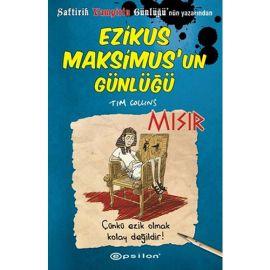 Ezikus Maksimus'un Günlüğü 2 - Mısır (Ciltli)
