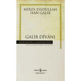 Galib Dîvânı (Ciltli)