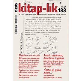 Kitap-lık Dergisi Sayı 188