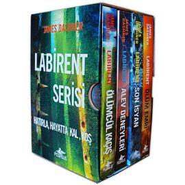 Labirent Serisi Seti - 4 Kitap