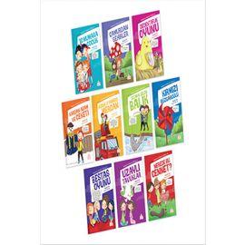 Hadislerle Değerler Eğitimi - 10 Kitap Set