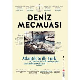 Yeni Deniz Mecmuası Dergisi Sayı:1