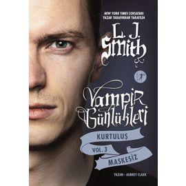 Vampir Günlükleri - Kurtuluş Vol. 3 Maskesiz