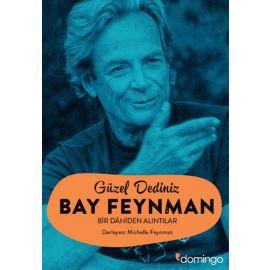 Güzel Dediniz Bay Feynman