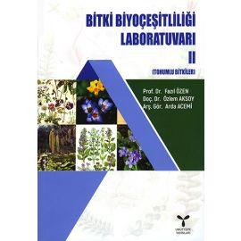 Bitki Biyoçeşitliliği Laboratuvarı II
