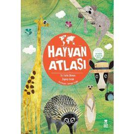 Hayvan Atlası (Ciltli)