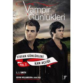 Vampir Günlükleri - Stefan Günlükleri Vol. 2 Kan Açlığı