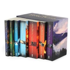 Harry Potter Seti - 7 Kitap Kutulu