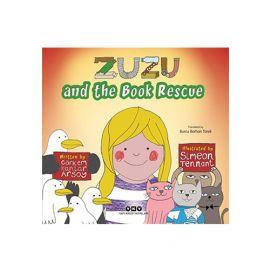 Zuzu and the Book Rescue