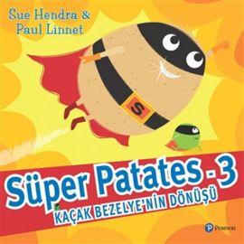 Süper Patates 3 - Kaçak Bezelye'nin Dönüşü