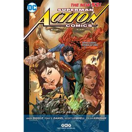 Superman Action Comics - Cilt 4 Melez