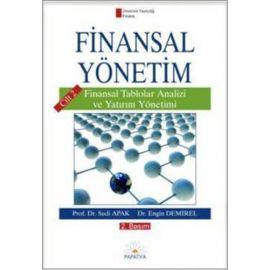Finansal Yönetim Cilt 2