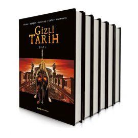 Gizli Tarih Çizgi Roman Seti (6 Kitap Takım)