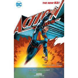 Superman  Action Comics Cilt 5 - Yerin Altında Yatan