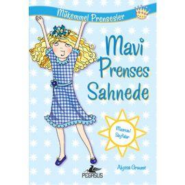 Mavi Prenses Sahnede