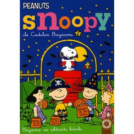 Snoopy ile Cadılar Bayramı 2