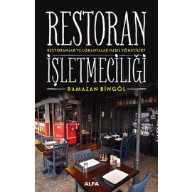 Restoran İşletmeciliği