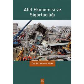 Afet Ekonomisi ve Sigortacılığı