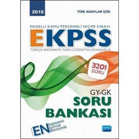 2018 EKPSS GY-GK Soru Bankası