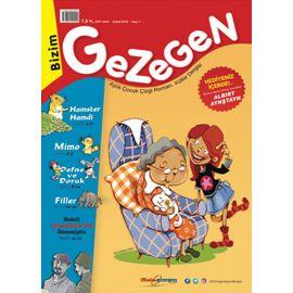 Bizim Gezegen Dergisi Aylık Çocuk Çizgi Roman, Kültür Dergisi - Şubat