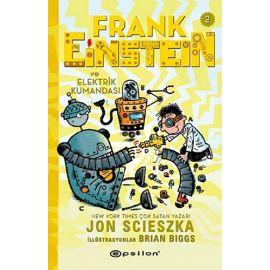 Frank Einstein ve Elektrik Kumandası 2 (Ciltli)