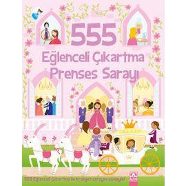 555 Eğlenceli Çıkartma - Prenses Sarayı
